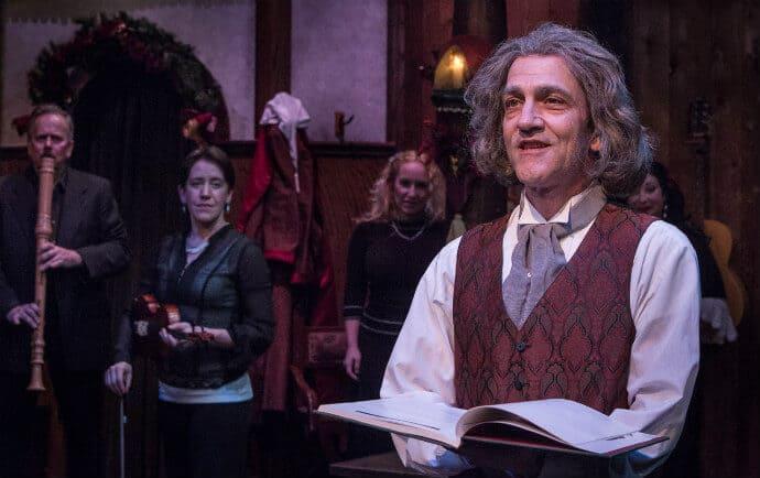 Shakespeare Tavern Christmas Carol