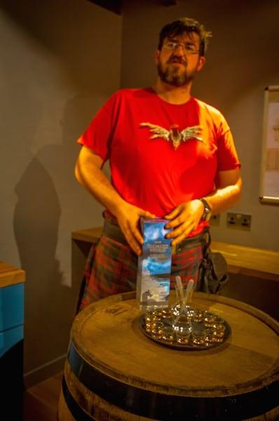Talisker Distillery Tasting Tour on Scotland's Isle of Skye