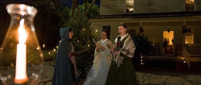 Unique Christmas Things To Do In Atlanta - Candlelight Nights