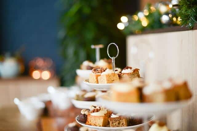 Naughty or Nice Holiday Tea at the Ritz Carlton
