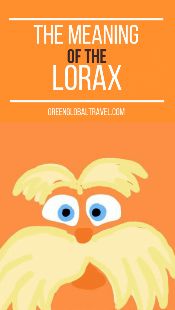 Meaning of the Lorax