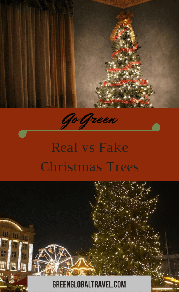 Fake vs Real Christmas Trees