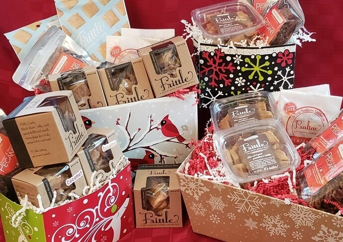 Best Baked Gift Baskets - Newfangled Confections Gratitude Basket