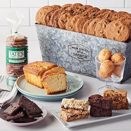 Best Baked Gifts - Tates Bakeshop Southampton Basket