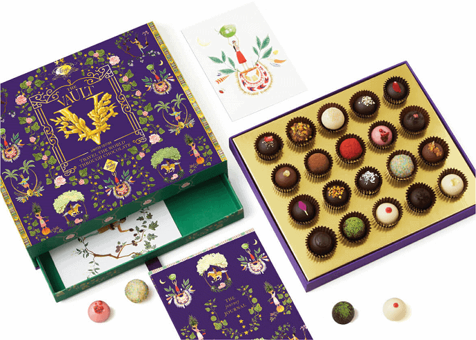 Best Chocolate Gifts - Vosges Haut Chocolat's The Vault Collection