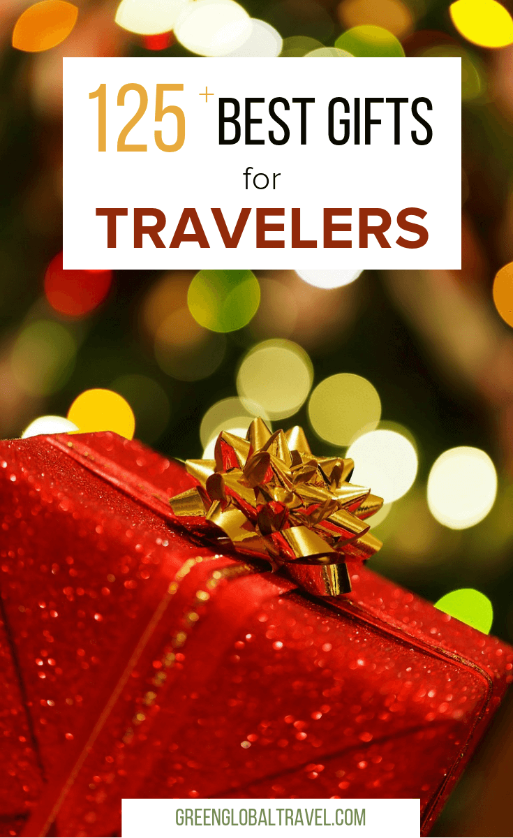 125+ Best Gifts for Travelers: Reviews of 125+ different travel gift ideas for men, women, active travelers, business travelers, tech gifts, foodie gifts & more! #giftsfortravelers #giftsfortravelersmen #giftsfortravelerswomen, #presentfortravelers, #travelgifts #giftsforhim, #giftsfortravelchristmas #giftsfortravelersideas