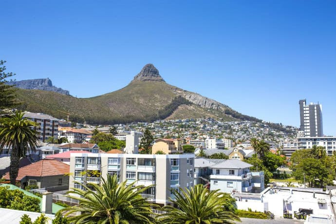 Cape Town South Africa - negative effects of increased tourism