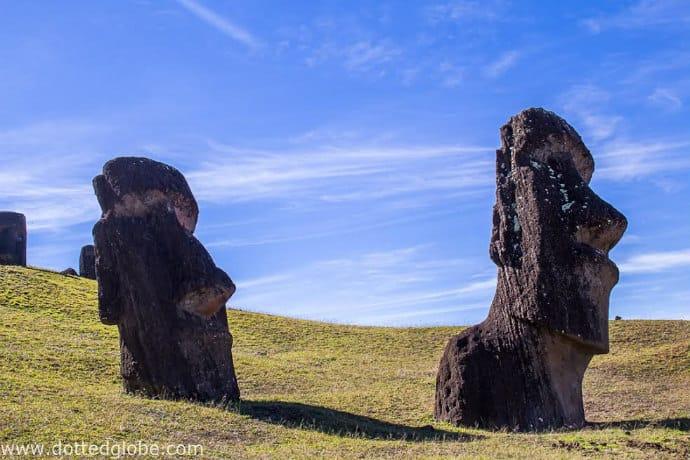 Easter Island Ecuador