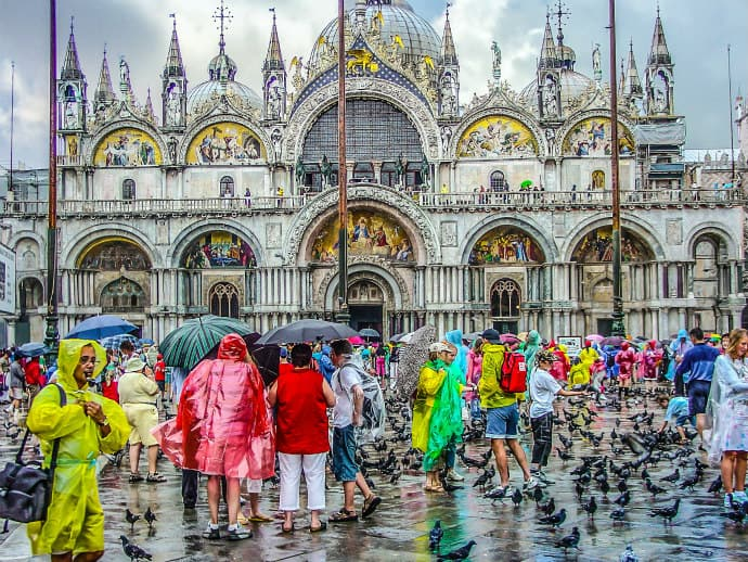 Mass Tourism in Venice
