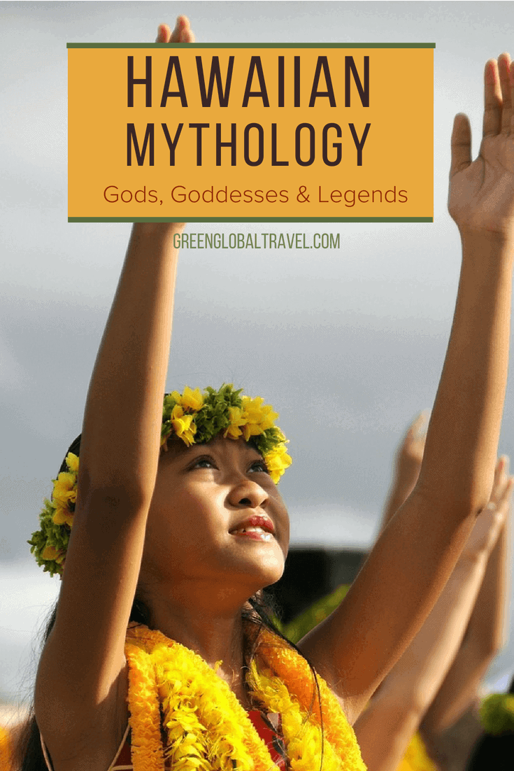 Hawaiian Mythology & Legends: an into to Hawaiian Goddesses & Gods including the Hawaiian Goddess Pele, Goddess Laka and more! via @greenglobaltrvl