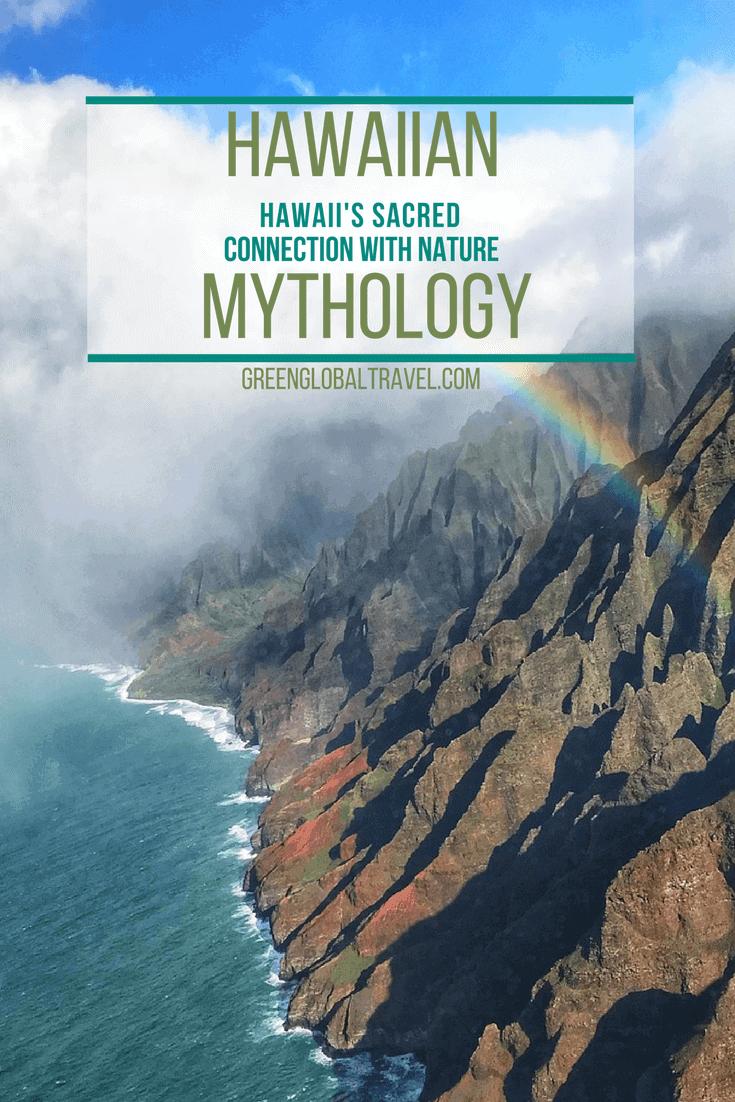 Hawaiian Mythology: The connection between Nature & Myth at Hawaii Tropical Botanical Garden, Hawai'i Volcanoes National Park & more. via @greenglobaltrvl