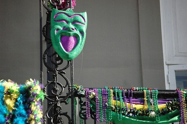 Mardi Gras Traditions- Mardi Gras Beads