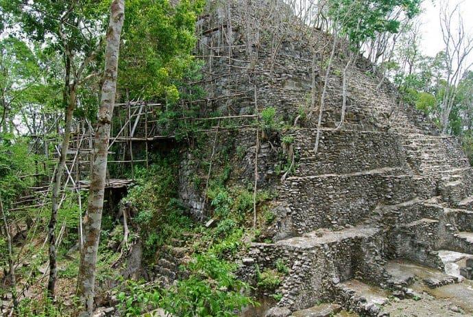 Mayan Ruins in Guatemala: El Mirador