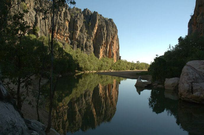 Australian Outback Road Trips -Windjana Gorge National Park