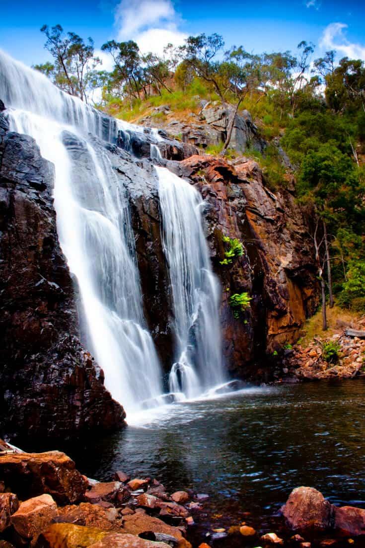 Grampians, MacKenzie Falls- Australian Road Trip via @greenglobaltrvl