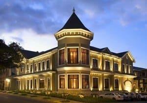 Hotels in San Jose Costa Rica -Hotel Grano de Oro San Jose