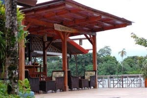 Hotels in Tortuguero -Tortuga Lodge Gardens