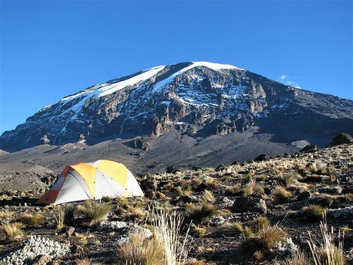 Kilimanjaro -Famous Tanzania National Park