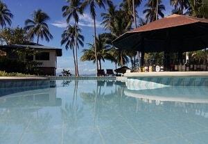 Sunset Beach Resort San Vicente Palawan