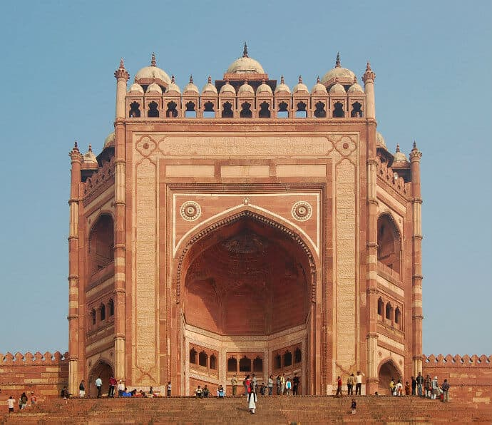 Activities in Agra -See Fatehput Sikiri Buland Darwaza Gate