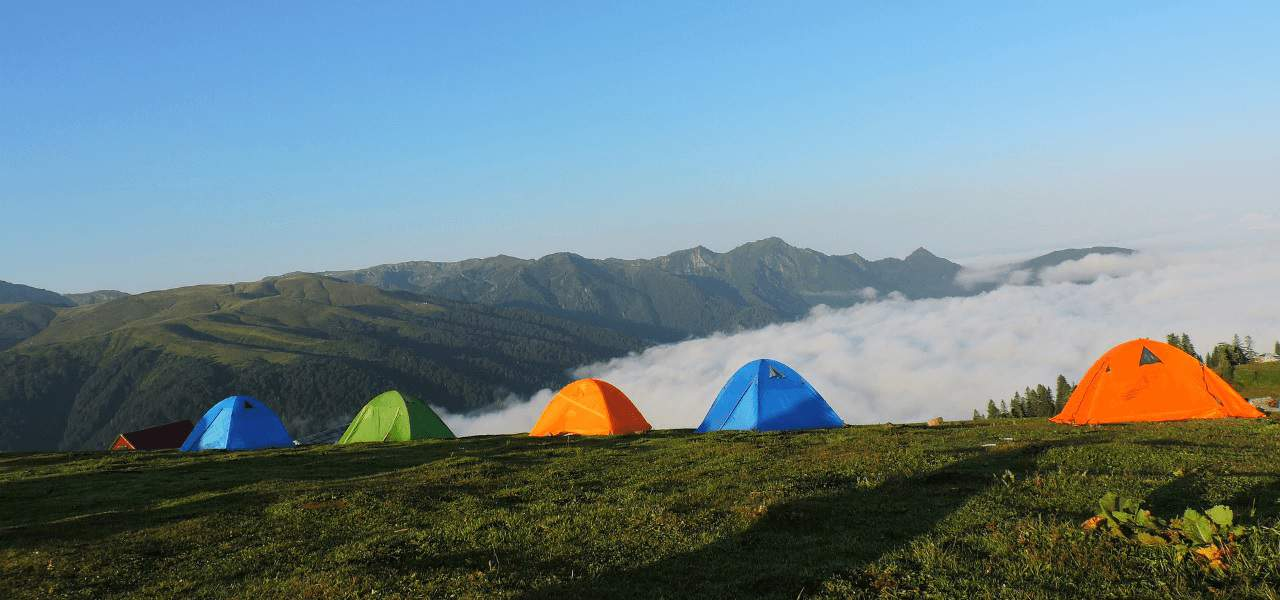 Cool Camping Gear -tents