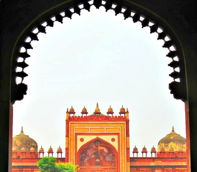 What to do in Agra - see Fatehpur Sikri