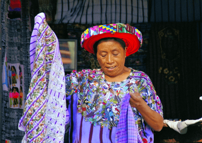 Guatemalan Clothing is a unique part of Guatemalan Culture