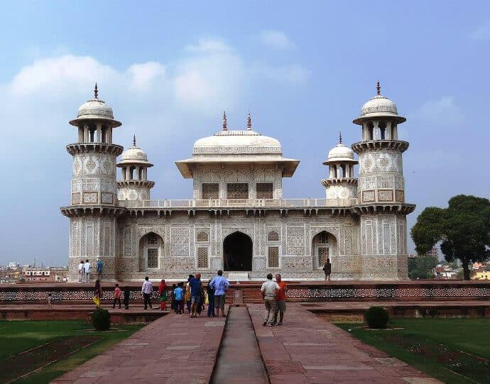 Tomb of Itmad-ud-Daulah, Agra