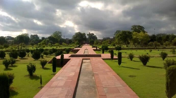 Ram Bagh Mughal Garden