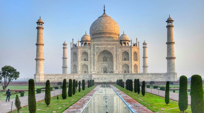 Things to do in Agra - See the Taj Mahal
