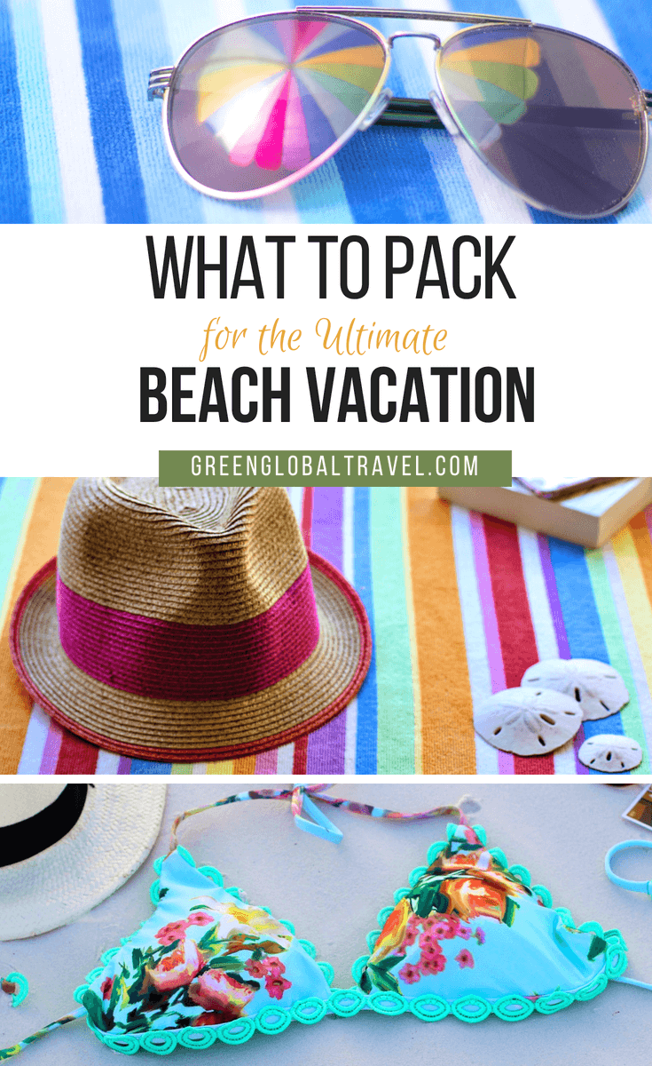 553e360abdbe Beach vacation packing list with good ideas for outfits