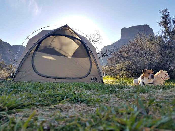 Camping Tips for Responsible Travelers Chisos Basin, Big Bend