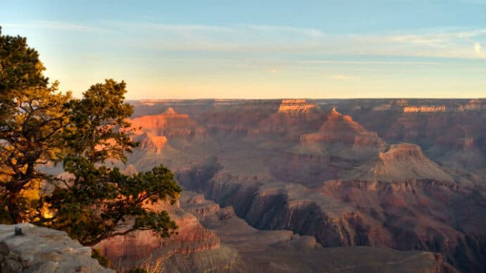 Camping in National Parks -Grand Canyon