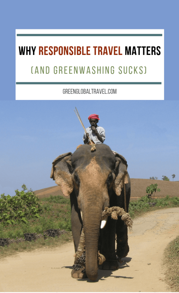 Why Responsible Travel Matters (and Greenwashing Sucks). Exploring the truth behind buzzwords like ecotourism, sustainable travel, and greenwashing. #responsibletravel #responsibletraveltourism #sustainabletravel #sustainabletraveltourism