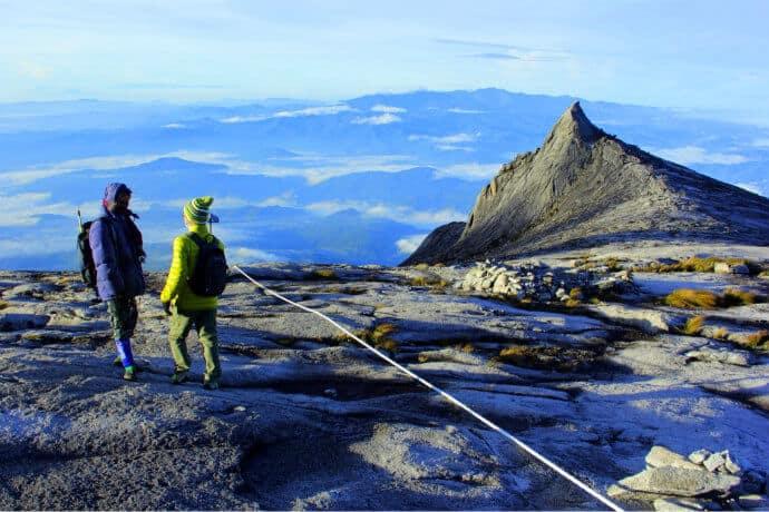 Adventures in Malaysia -Climbing Mt Kinabalu in Malaysian Borneo