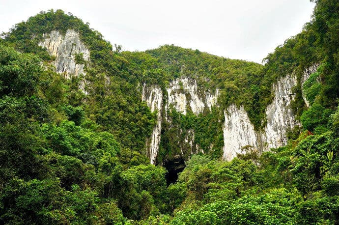 Borneo National Parks -Gunung Mulu National Park