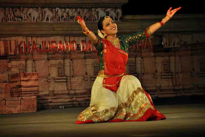 Central India Culture -Khajuraho Dance Festival