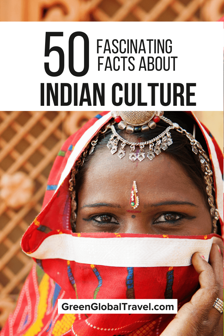 50 Fascinating Facts About Indian Culture– from art, music & dance to architecture, cuisine & religion– broken down by geographical region. | Indian Food | Indian Music | Indian Culture | Indian Fashion | Indian Art | Indian Dance | India History