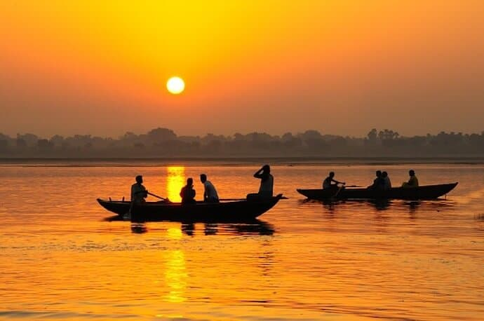 Longest Rivers Asia - Ganges
