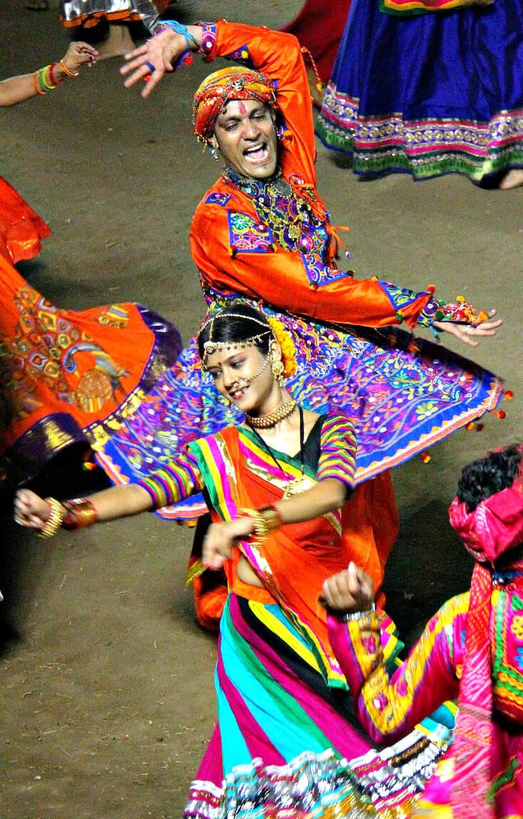 Indian Cultural Dance - Garba