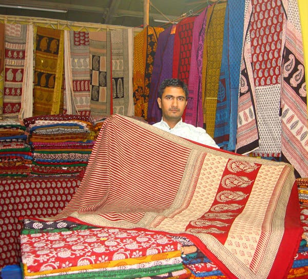 Indian Textiles - Traditional Bagh Prints