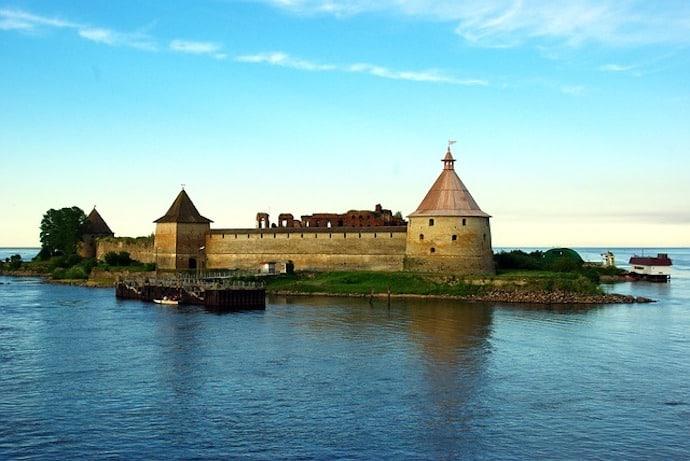 Largest Lake in Europe -Lake Ladoga