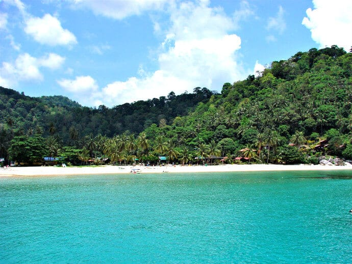 Malaysian Islands - Tioman Island