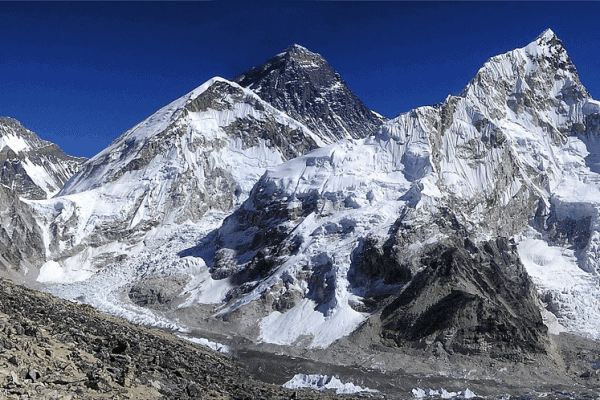 Mount Everest, the Tallest Mountain in the World