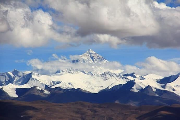 Tallest Mountain - Mount Everest