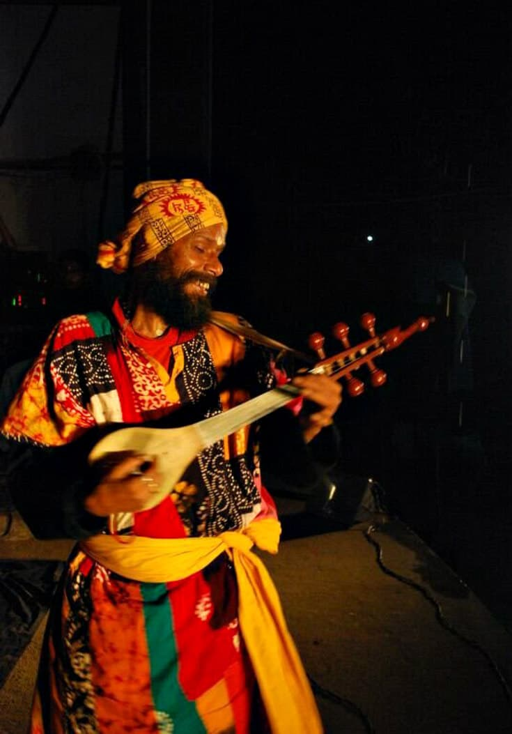 Music Culture of East India -Baul Musicians