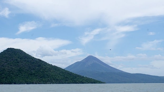 Largest Lake in Central America - Lake Nicaragua, North America