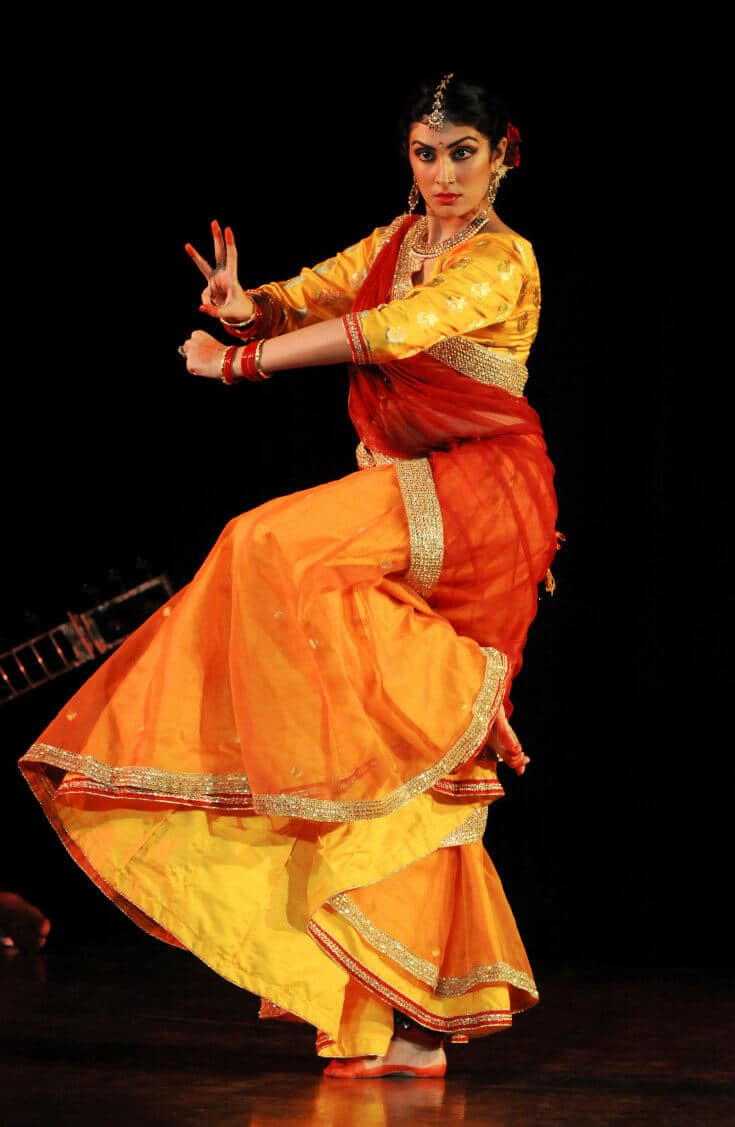North Indian Culture-Kathak Dance