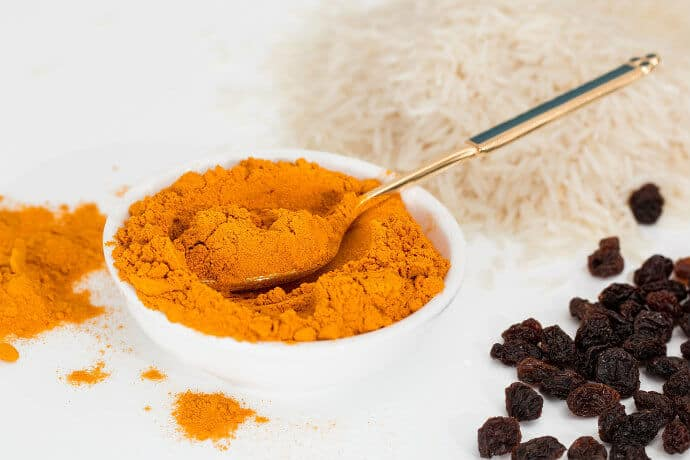 South India Culture -Turmeric Spice
