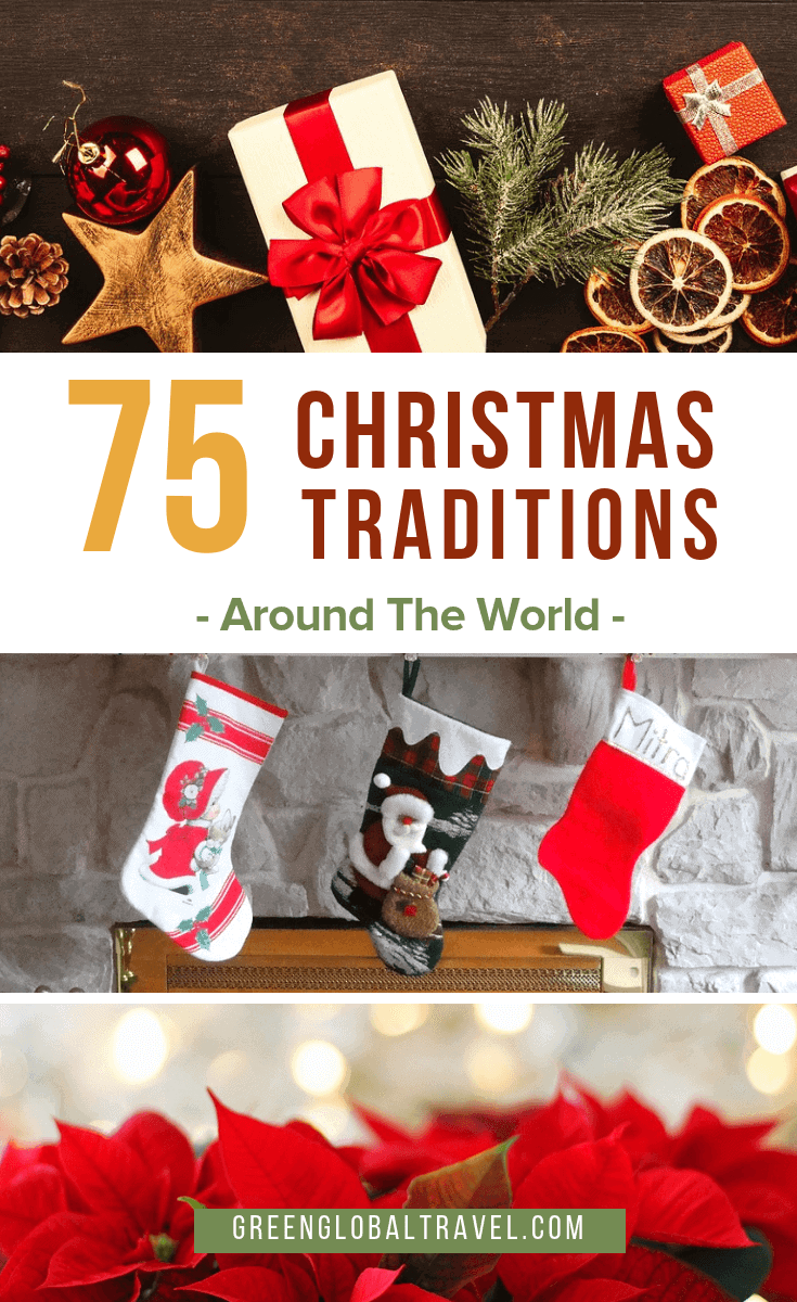 ... Christmas around the world is celebrated until we began researching this story. Hope you'll find these 75 fun Christmas facts as fascinating as we did!